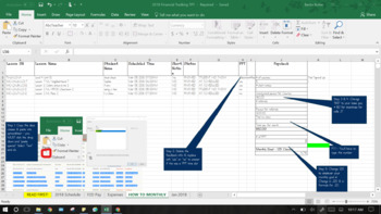 VIPKID Financial Tracking