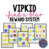 VIPKID Find a Star Reward Charts