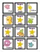 VIPKID - Find a Star Reward System Level 2 Unit 1 Set of Four FAS
