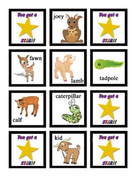 VIPKID - Find a Star Reward System Level 2 Unit 10 Set of Four FAS