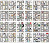 VIPKID - Flash Cards Complete INTERACTIVE Level 2 Bundle Set of 288 Flashcards