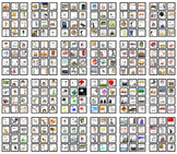 VIPKID - Flash Cards Complete INTERACTIVE Level 2 Bundle S
