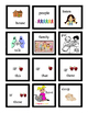 VIPKID - Flash Cards for INTERACTIVE Level 2 Unit 4 Set of 24 Flashcards