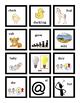 VIPKID - Flash Cards for Level 2 Unit 10 Set of 24 Flashcards