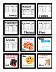 VIPKID - Flash Cards for Level 3 Unit 1 Set of 24 Flashcards