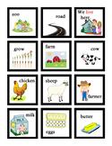 VIPKID - Flash Cards for Level 3 Unit 8 Set of 24 Flashcards
