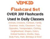 VIPKID: Flashcard Set (follows curriculum)