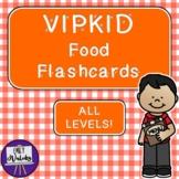 VIPKID Food Flashcards Pack