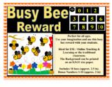Vipkid Palfish Gogokid Busy Bee Reward  Props Bulletin Board Decoration