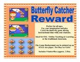 VIPKID GogoKid Palfish Catch the ButterflyReward Props Bulletin Board Decoration