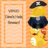 VIPKID Halloween Hats Secondary Reward