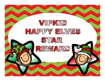 VIPKID Happy Elves Star Reward