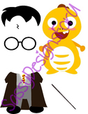 VIPKID Harry Potter Dress Up Dino