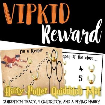 VIPKID Harry Potter Quidditch Reward Mat