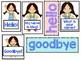 VIPKID Hello & Goodbye Props