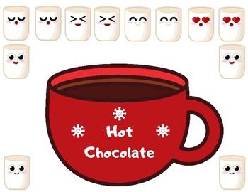 VIPKID: Hot Chocolate & Marshmallow Emoji Reward