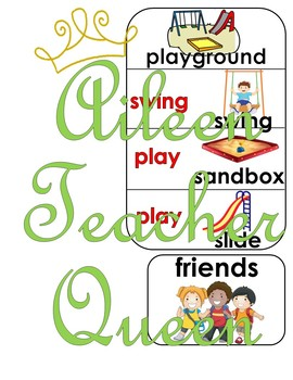 (NON-INTERACTIVE)VIPKID L2-U5 Friends/Play/Toys MINIMALIST/NO MESS flashcards