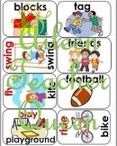 (NON-INTERACTIVE)VIPKID L2-U5 Friends/Toys Flash Cards