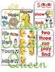 (NON-INTERACTIVE)VIPKID L2-U8 Colors MINIMALIST/NO MESS flashcards