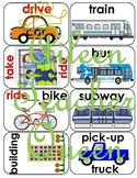 (NON-INTERACTIVE)VIPKID L2-U9 Neighborhood/Transportation
