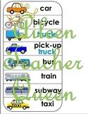 (NON-INTERACTIVE)VIPKID L2-U9 Neighborhood/Transport MINIM