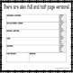 VIPKID Lesson Plan Card Feedback Template for Online ESL Teaching