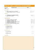 VIPKID Level 1 (PreVIP) Unit 1 Lesson 8 Assessment