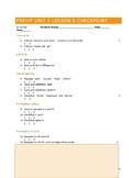 VIPKID Level 1 (PreVIP) Unit 5 Lesson 8 Assessment
