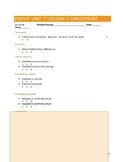 VIPKID Level 1 (PreVIP) Unit 7 Lesson 4 Checkpoint