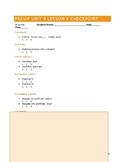 VIPKID Level 1 (PreVIP) Unit 9 Lesson 4 Checkpoint