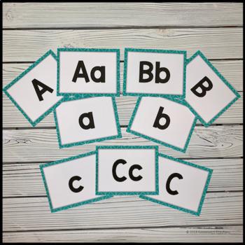 VIPKID Level 2 Alphabet Cards for Online Teaching- Units 1 -12