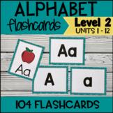 Online ESL Teaching Alphabet Cards (VIPKID Level 2 )