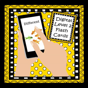 VIPKID Level 2 Digital Flash Cards (Google Drive)