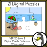 VIPKID Level 2 Digital Puzzle Collection *ManyCam*
