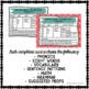 Online ESL Teaching Lesson Plan Cards - (VIPKID Level 3) Unit 1 - FREE