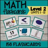 Online ESL Teaching Math Flashcards (VipKid Level 2)