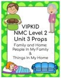 VIPKID Level 2 Unit 3 Props