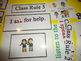 VIPKID - Level 2 Unit 3 Set - Props Rewards Activities - Teacher Talk Rules Unit