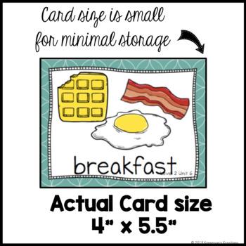Online ESL Vocabulary Flashcards (VipKid Level 2) INCLUDES INTERACTIVE!!!