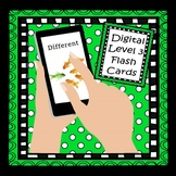 VIPKID Level 3 Digital Flash Cards (Google Drive)