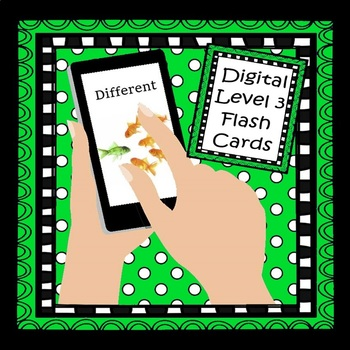 VIPKID Level 3 Digital Flash Cards (Google Drive)