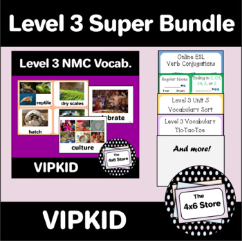 VIPKID Level 3 Super Bundle