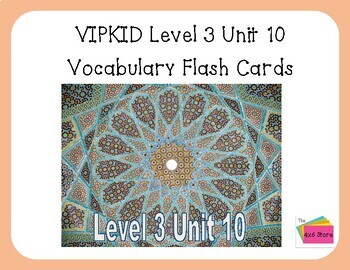 VIPKID Level 3 Unit 10: An American in China, A Chinese in America Flashcards