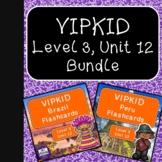 VIPKID Level 3, Unit 12 Bundle