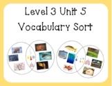 VIPKID Level 3 Unit 5 Mammals, Birds, Fish, and Reptiles Sort