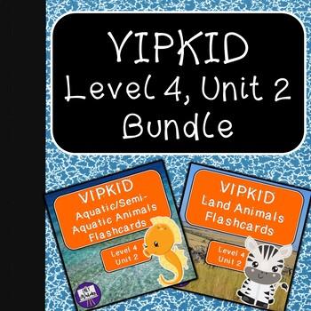 VIPKID Level 4, Unit 2 Bundle