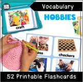 VIPKID Level 4 Unit 5: Indoor and Outdoor Hobbies Vocabulary