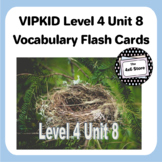 VIPKID Level 4 Unit 8: People and Their Homes, Animal Home