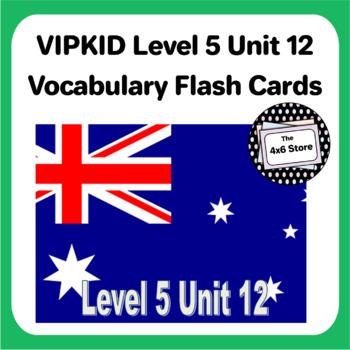 VIPKID Level 5 Unit 12: Australia, New Zealand