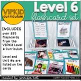 VIPKID Level 6 Props (NMC & MC) Flashcard Mega Pack!